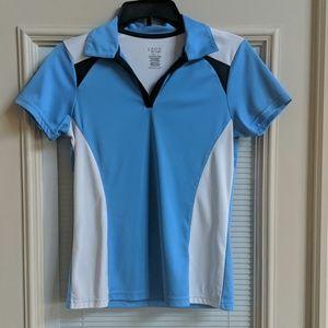 EUC IZOD Golf Classix performance shirt